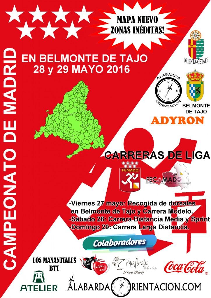 CARTEL-CAMPEONATO-ORIENTACION-MADRID-2016